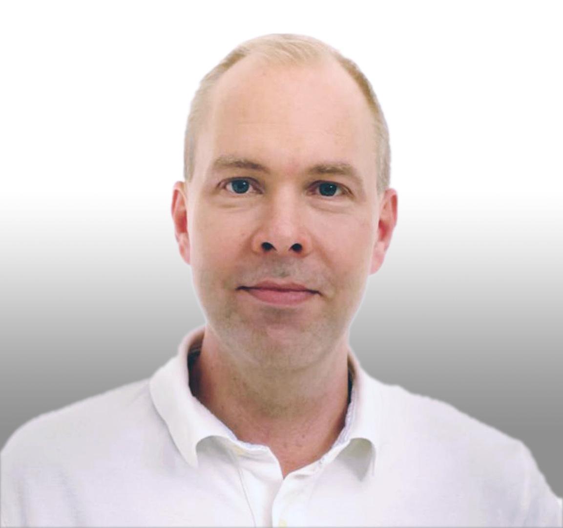 Juha Lojander, myyntipäällikkö