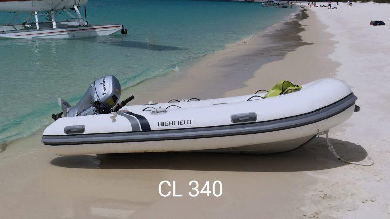 Highfield CL 340