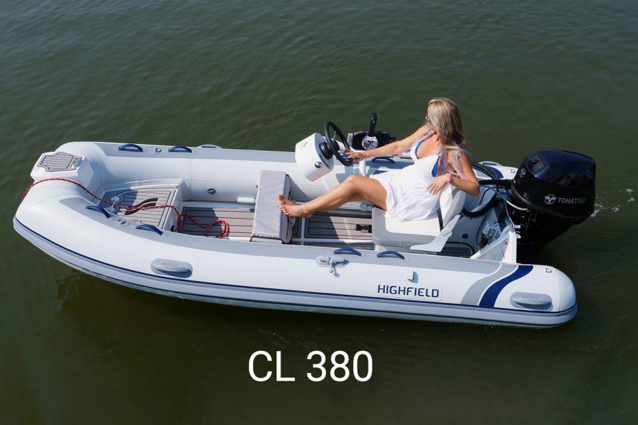Highfield CL 380