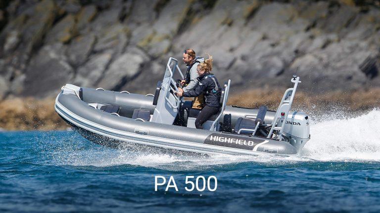 Highfield PA 500