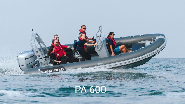 Highfield PA 600