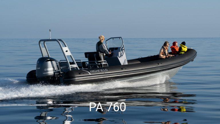 Highfield PA 760