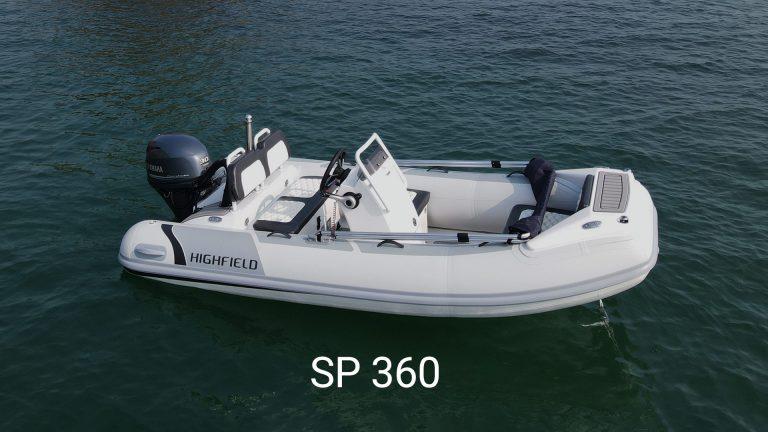 Highfield SP 360