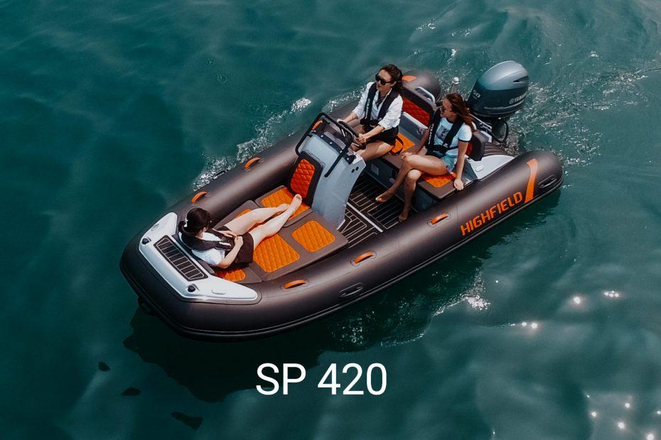 Highfield SP 420