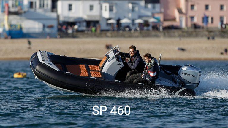Highfield SP 460