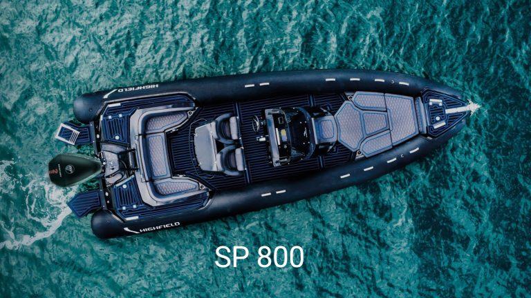 Highfield SP 800